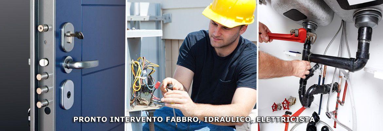 Pronto intervento fabbro idraulico Torino
